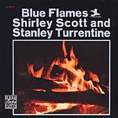 Shirley Scott: Blue Flames