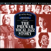 Grande Epoque du Jazz Vocal: Prewar Vocal Jazz Story: 1923-1945