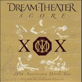 Dream Theater: Score: XOX - 20th Anniversary World Tour Live with the Octavarium Orchestra