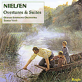 Nielsen: Overtures & Suites / Vet&#246;, Odense SO