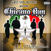 Various Artists: Chicano Rap Allstars, Vol. 2 [PA]