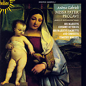 A. Gabrieli: Missa Pater Peccavi, Motets, etc Roberts, et al