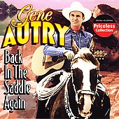 Gene Autry: Back in the Saddle Again [Collectables]