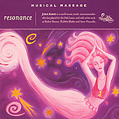 Jorge Alfano: Musical Massage: Resonance [Digipak]