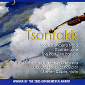Tsontakis: The Past, the Passion, etc / Copes, Boyd, et al
