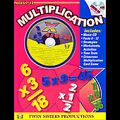 Twin Sisters: Multiplication