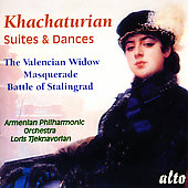 Khachaturian: Suites & Dances / Tjeknavorian, et al