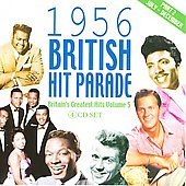 Various Artists: 1956 British Hit Parade: Britain's Greatest Hits, Vol. 5, Pt. 2