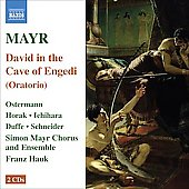 Mayr: David in the Cave of Engedi / Hauk, Ostermann, Horak, Ichihara, Schneider, et al
