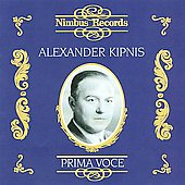 Prima Voce - Alexander Kipnis