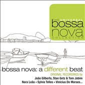 Various Artists: Bossa Nova: A Different Beat
