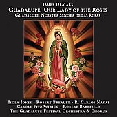 James DeMars (b.1952): Guadalupe, Our Lady of the Roses / Isola Jones; Robert Breault; R. Carlos Nakai; Carole Fitzpatrick; Robert Barefield