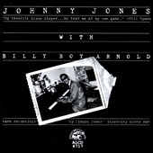 Johnny Jones (Piano): Live in Chicago with Billy Boy Arnold