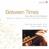 Between Times: Flute Music of the Twenties