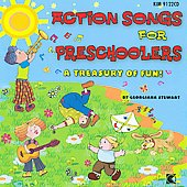 Various Artists: Action Songs for Preschoolers