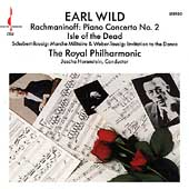 Rachmaninov: Piano Concerto no 2, Isle, etc/Wild, Horenstein