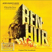 Original Soundtrack: Ben Hur [Hallmark]