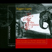 Folias Italianas / Ruggero Lagana, harpsichord