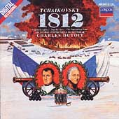 Tchaikovsky: 1812, etc / Dutoit, Montreal SO
