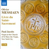 Messiaen: Livre du Saint-Sacrement