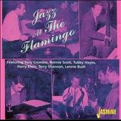 Tony Crombie: Jazz at the Flamingo