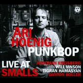 Punk-Bop/Ari Hoenig: Punkbop: Live at Smalls [Digipak]
