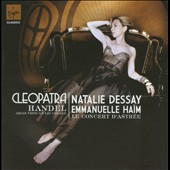 Handel: Cleopatra Arias / Natalie Dessay