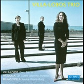 Villa-Lobos: Piano Trio No. 1; Piazzolla: Las Cuatro Estaciones Porte&ntilde;as; Bruno-Videla: Yumba-Verwanlung