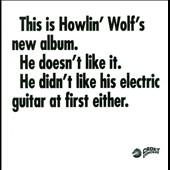 Howlin' Wolf: This Is Howlin' Wolf's New Album [Digipak]