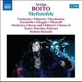 Boito: Mefistofele, opera