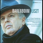 Barenboim Plays and Conducts Liszt
