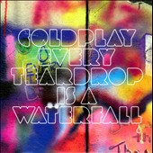 Coldplay: Every Teardrop Is a Waterfall [Single] [Slipcase]