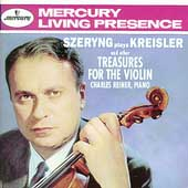 Szeryng plays Kreisler and other Treasures / Charles Reiner