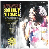 Sharon Jones (Dap-Kings)/Sharon Jones & the Dap-Kings (Dap-Kings): Soul Time!
