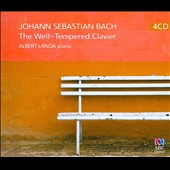 Johann Sebastian Bach: The Well-Tempered Clavier / Albert Landa