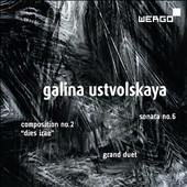 Galina Ustvolskaya: Composition No. 2