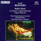 Berners: Ballet Music / Lloyd-Jones, Blennerhassett
