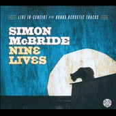 Simon McBride: Nine Lives [Digipak]