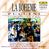 Puccini: La Boheme / Petrovici, Moldoveanu, Spiess, et al