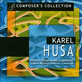 Composer's Collection: Karl Husa / North Texas Wind Symphony