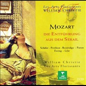 Mozart: Die Entführung aus dem Serail / Christine Schafer; Patricia Petibon, Ian Bostridge, Iain Paton, Alan Ewing - William Christie