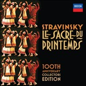 Stravinsky: Le Sacre Du Printemps 100th Anniversary - A History [Collector's Edition]