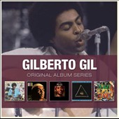 Gilberto Gil: Original Album Series [Slipcase]