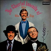 Giles, Giles & Fripp: The Cheerful Insanity of Giles, Giles & Fripp [Slipcase]