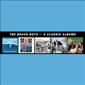 The Beach Boys: 5 Classic Albums