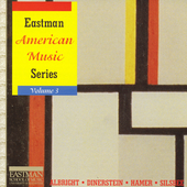 Eastman American Music Series Vol 3 - Albright, et al