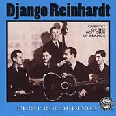 Django Reinhardt: First Recordings [2]