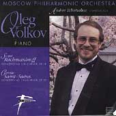 Rachmaninov:Concerto for Piano No. 2, Op. 18 / Oleg Volkov, piano
