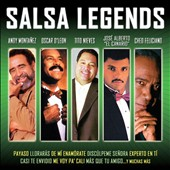 Various Artists: Salsa Legends
