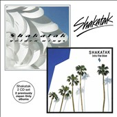 Shakatak: Golden Wings/Into the Blue